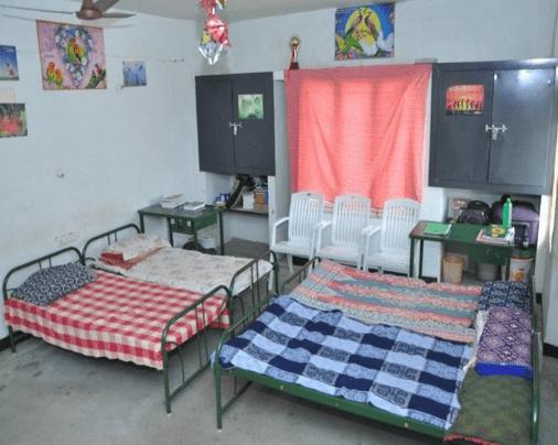Hostel Room Facility
